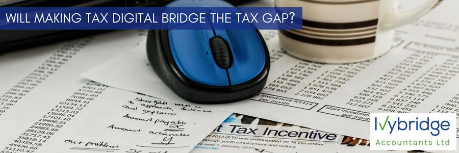 Will Making Tax Digital bridge the tax gap?
