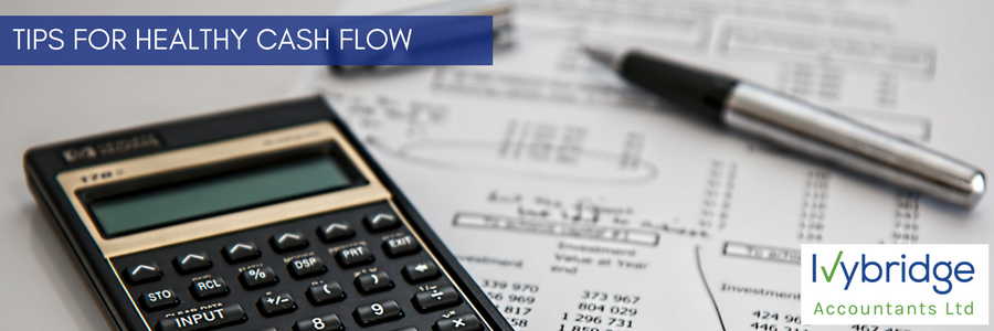 Tips for Healthy Cash Flow